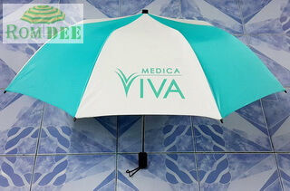 ร่มพับ 2 ตอน ราคาส่ง Medica Viva