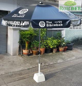 ผลงานร่มดี ร่มสนาม - Bibimbab