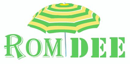 โรงงานผลิตร่ม สกรีนร่ม ร่มพรีเมี่ยม คุณภาพดี ราคาถูก ส่งทั่วประเทศ - Romdee.net
