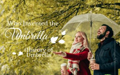 ประวัติร่ม วิวัฒนาการของร่ม ความเป็นมาของร่ม