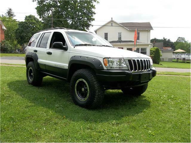 fully loaded 2003 Jeep Grand Cherokee 4×4