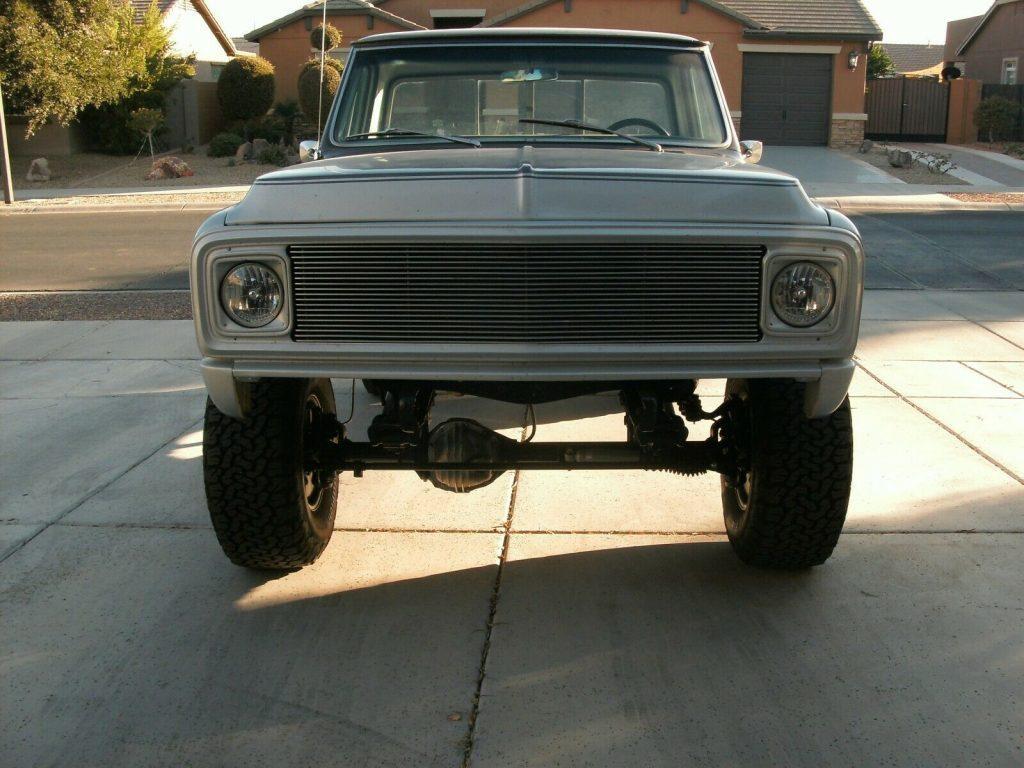 many new parts 1970 Chevrolet C/K Pickup 1500 4×4