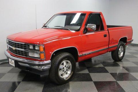 1989 Chevrolet Pickups Silverado 4×4 [cruising pickup] for sale