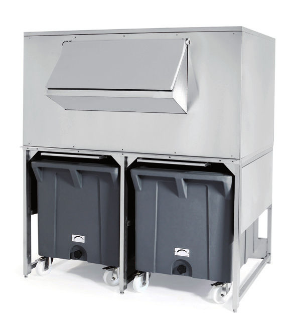 Buy Brema Ice Maker RB DOUBLE ROLLER BIN 500 at best price in India with Free Shipping, Installation & Service