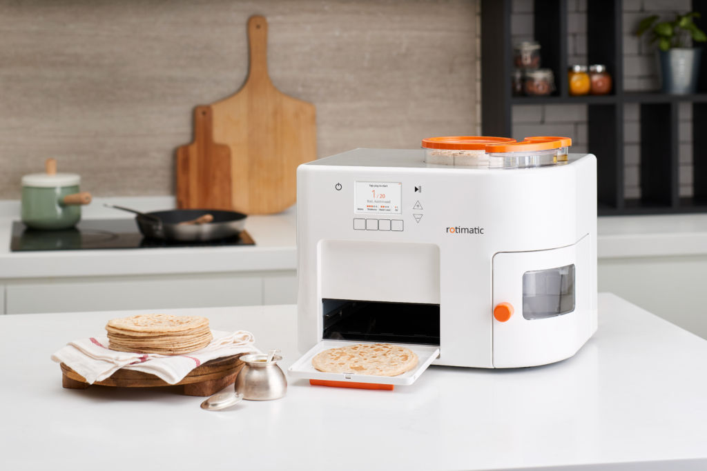 Rotimatic Making Rotis in Seconds