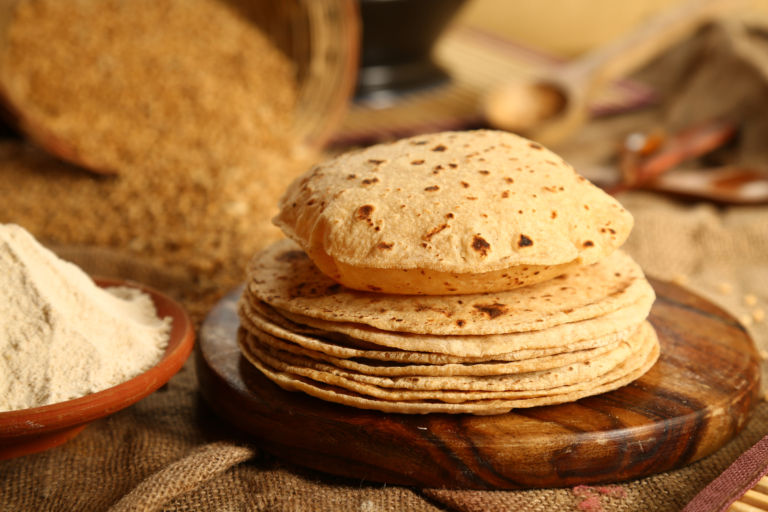 Eat Healthy and Soft Rotis