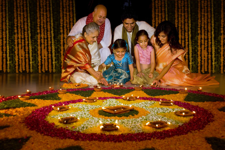 Enjoy Quality Time this Diwali with your Family
