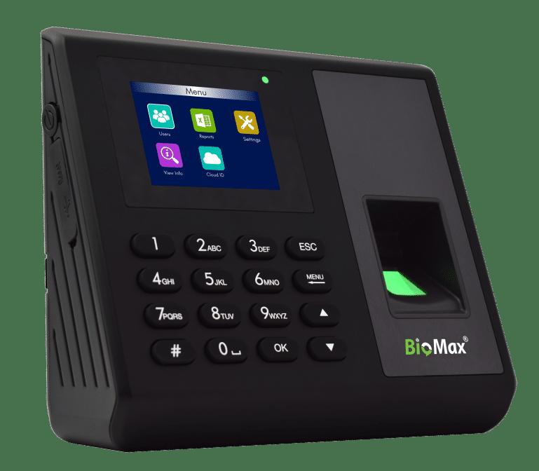 N-BM30 W Pro fingerprint time attendance and access control