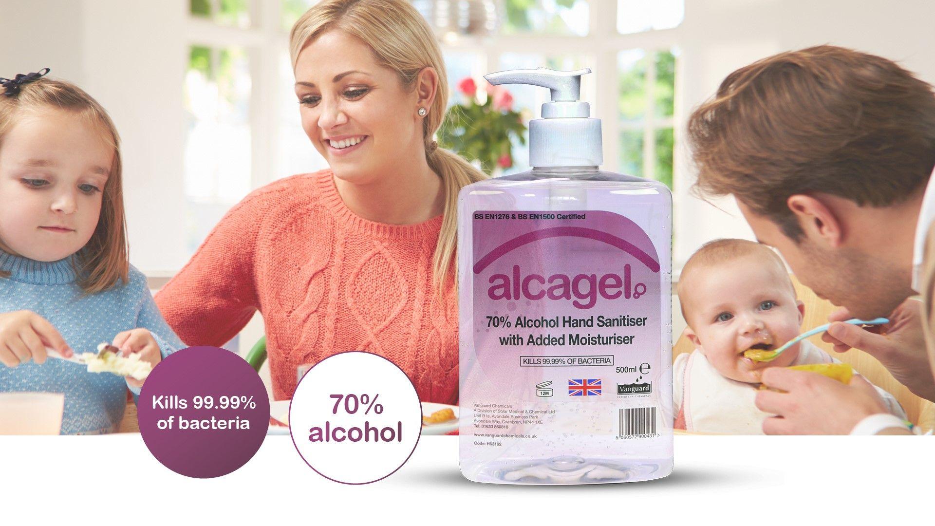 Alcagel® Hand Sanitiser