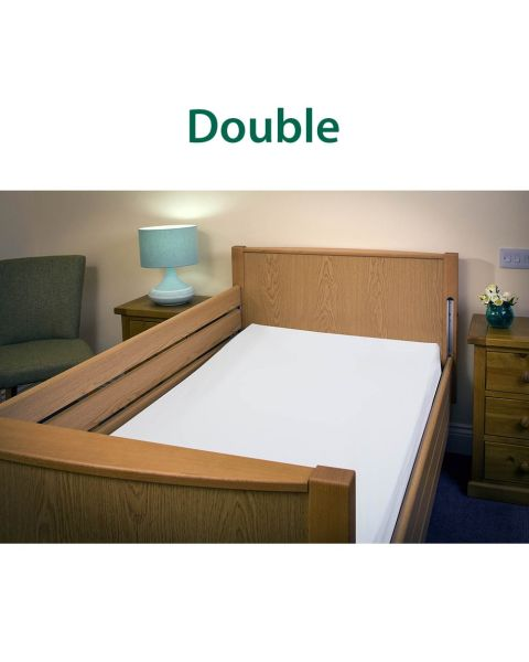 MIP MRSA Resistant Mattress Protector - Double Bed