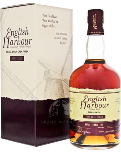 English Harbour Port Cask Finish 70cl 46%