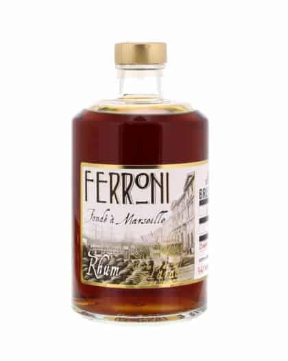 Maison Ferroni Brut De Fût Gwada 1998 56.5° 0.5L