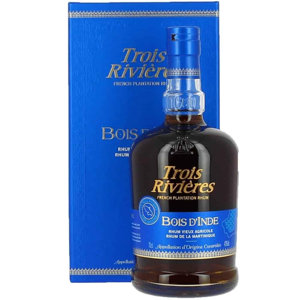 Rhum Trois Rivieres Bois D'Inde 70cl 42%Vol