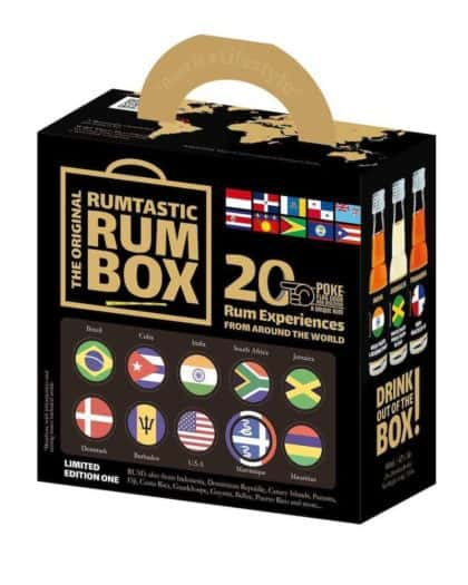 Rumtastic Rum Box