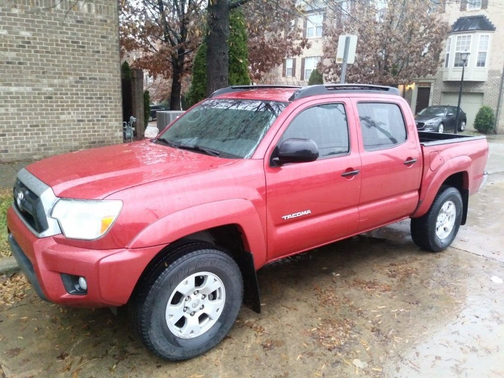 great shape 2013 Toyota Tacoma TRD offroad