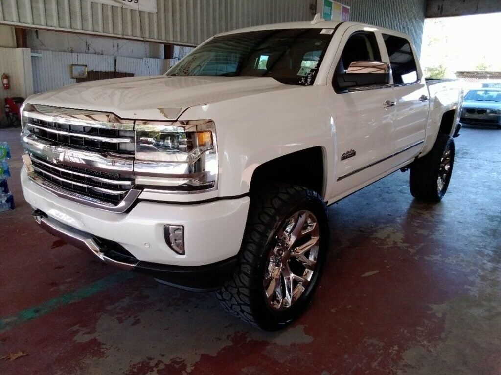 nice 2016 Chevrolet Silverado 1500 High Country offroad