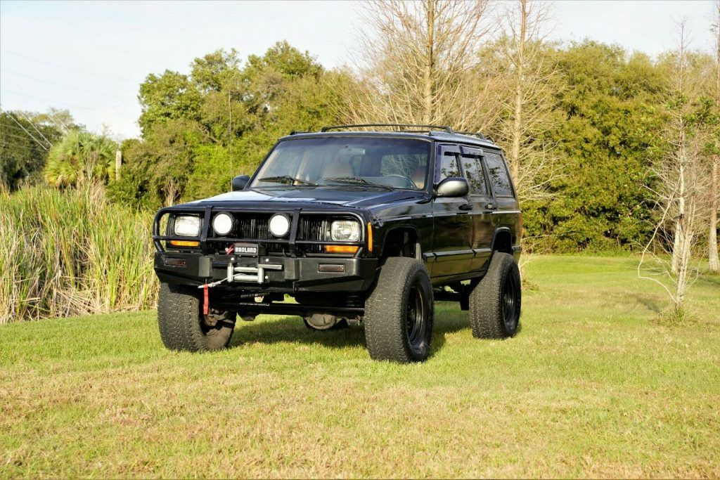 1997 Jeep Cherokee Country 4×4 offroad [well maintained]