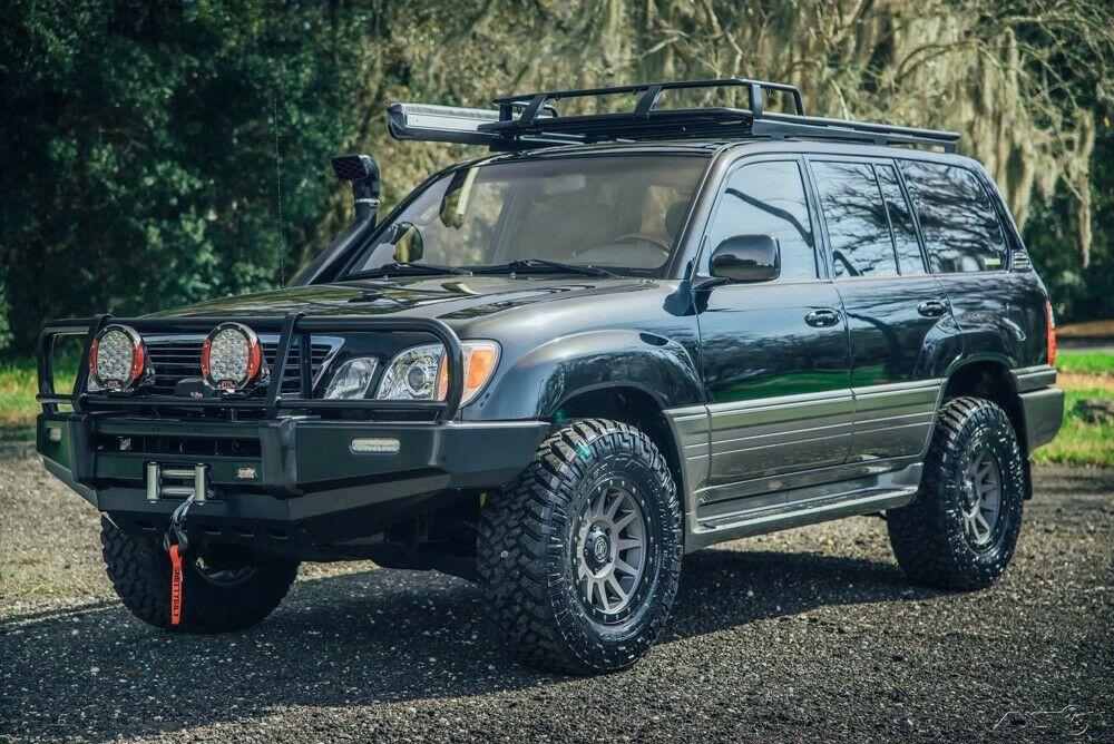 2000 Lexus LX Dobinsons ICON ARB offroad [custom build]