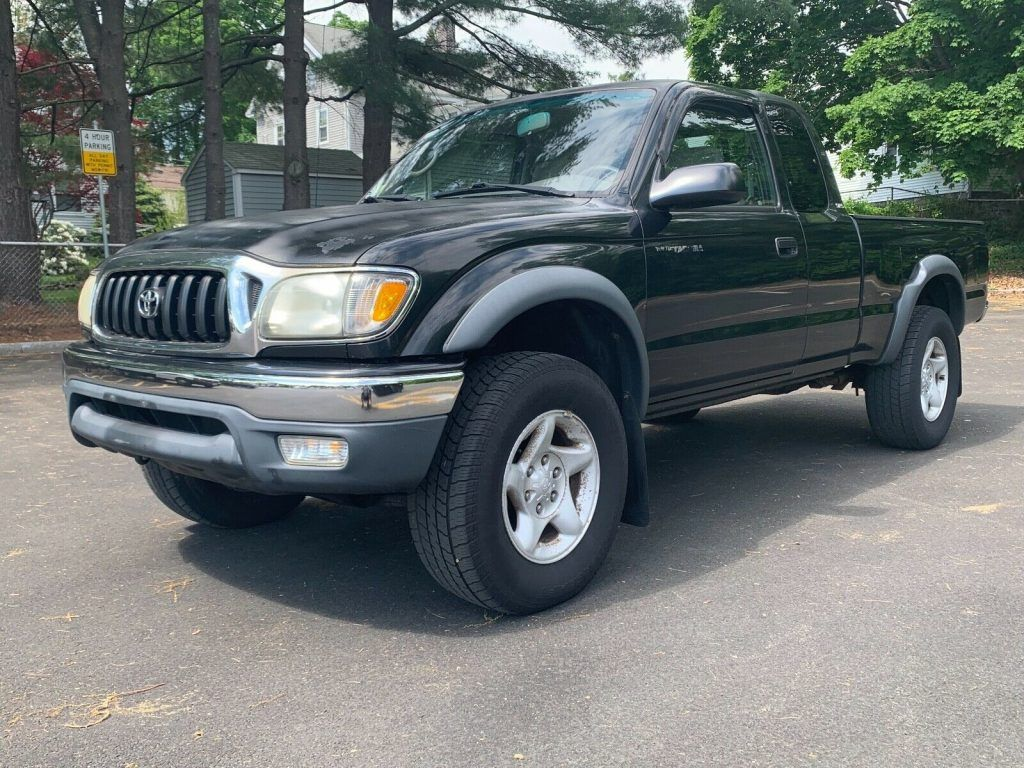 2001 Toyota Tacoma Sr5 TRD offroad [mechanically great]