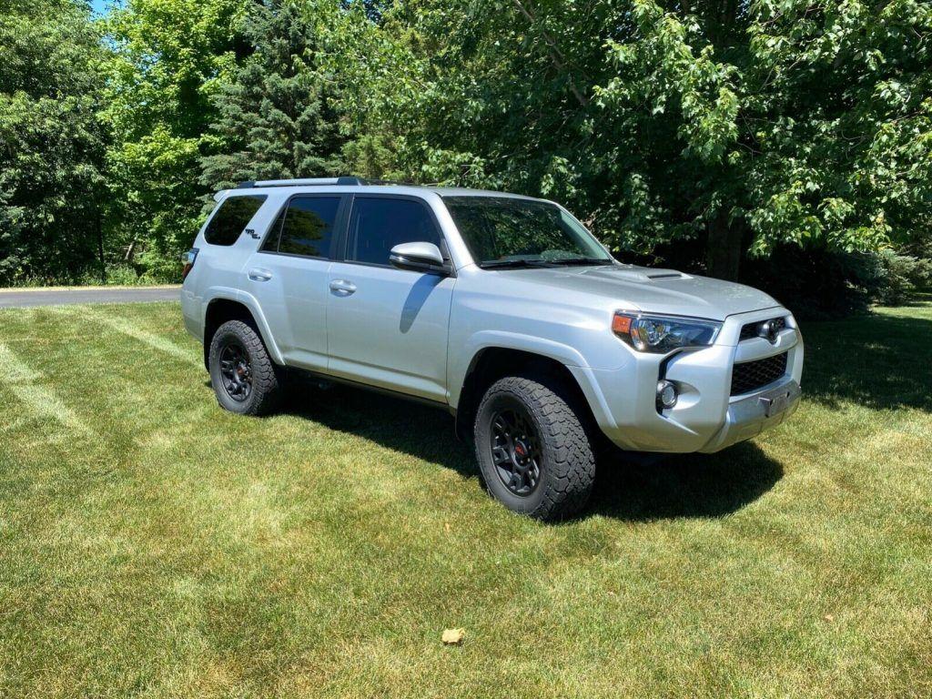 2018 Toyota 4runner TRD Off Road Premium [upgraded]
