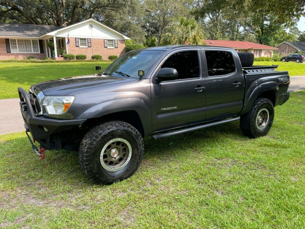 2013 Toyota Tacoma TRD Offroad [one of a kind]