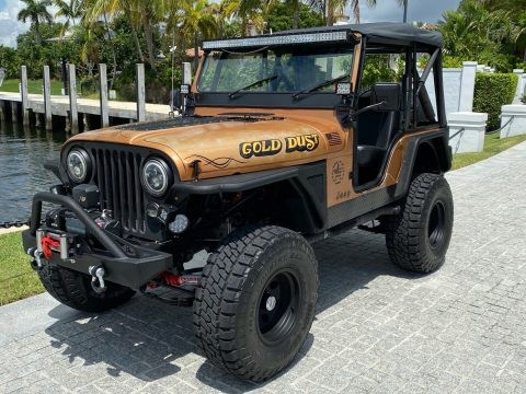 1978 Jeep CJ 5 4×4 offroad [incredible, reliable and bulletproof] for sale