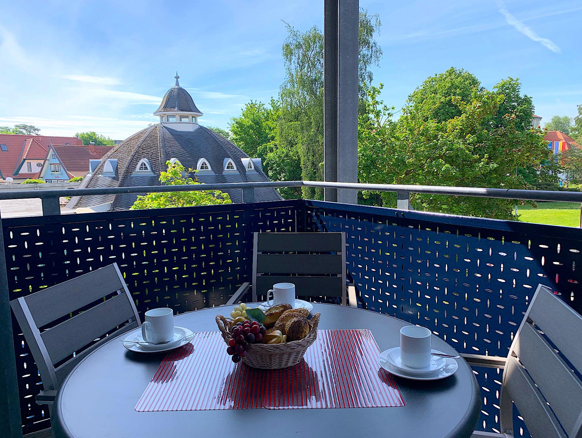Bild der Ferienwohnung im Ostseebad Boltenhagen