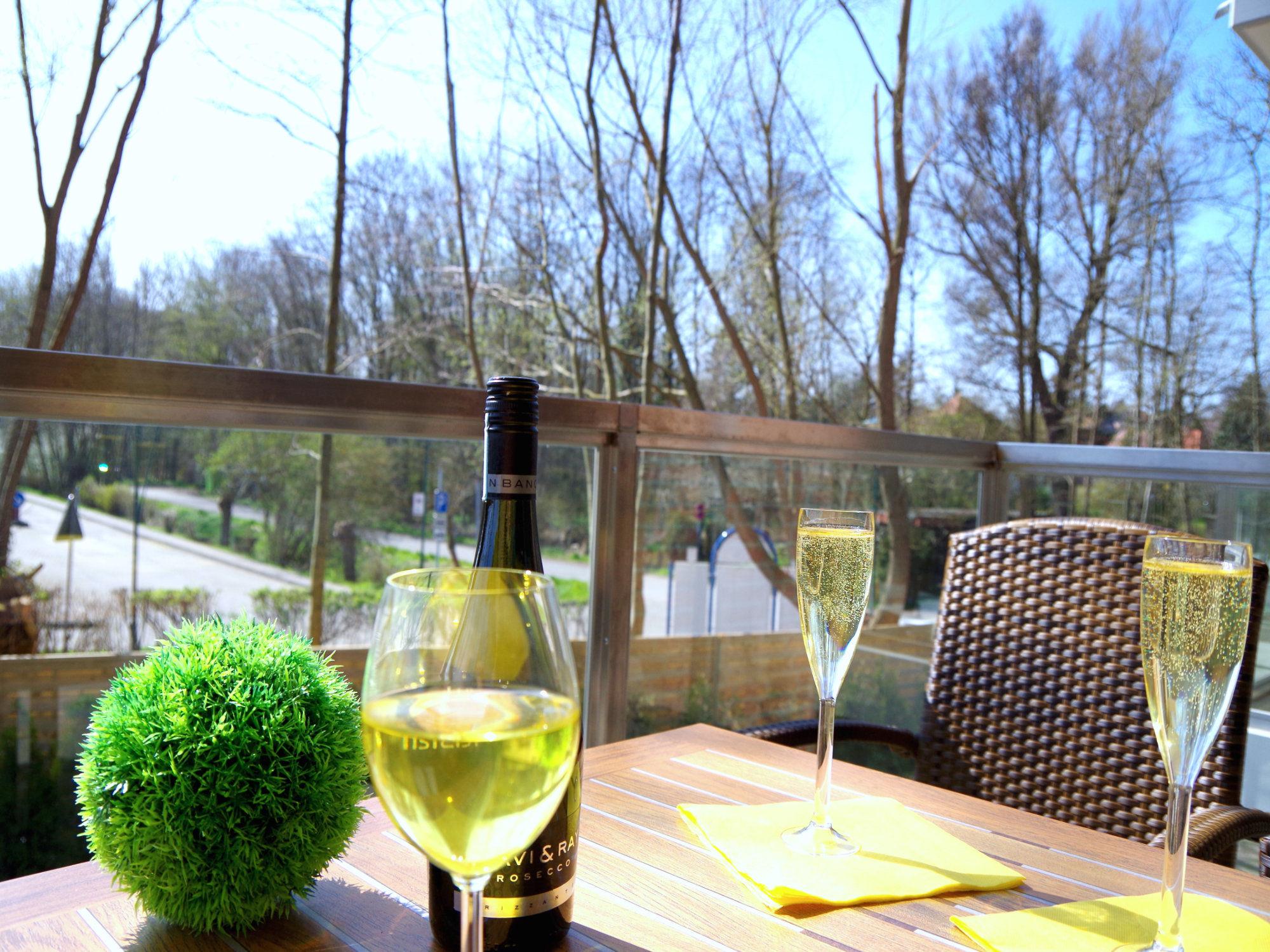 Innenaustattung von der Ferienwohnung Weidenblick Ferienwohnung 07 im Ostseebad Boltenhagen