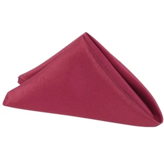 20x20 Mulberry polyester napkins