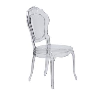 Clear Acrylic Chair