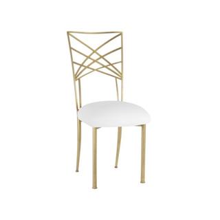 Gold Fanfare Chair