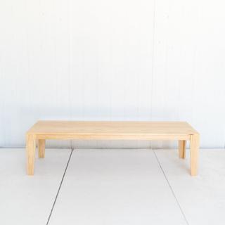 Oak Light Wood Kids Community Table