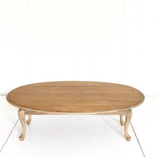 French Style Grey Wooden Table