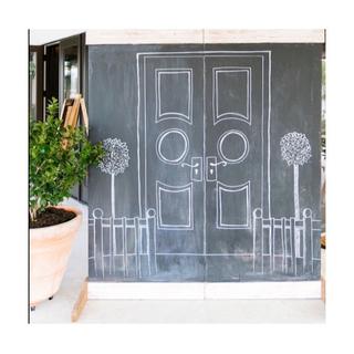 Chalkboard Wall Event Photobooth