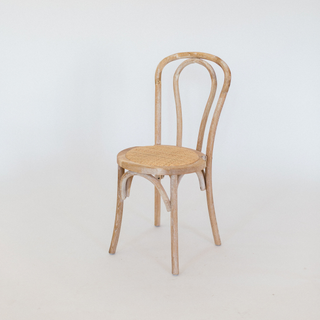 light wood colored dining chair