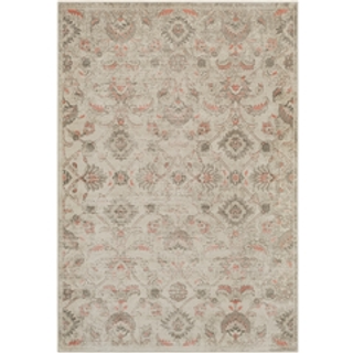 tan rug with pink detail