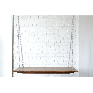 Small Hanging wooden Farm Table