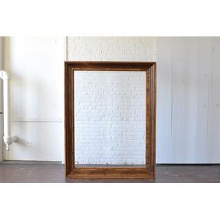 Oversized Frame wood