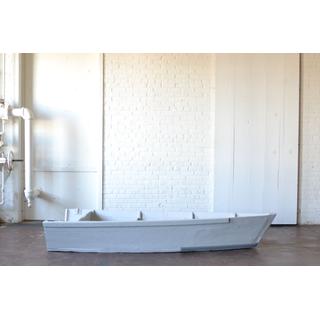 Edisto light gray Rowboat