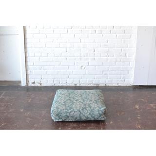 Teal Floor Cushion