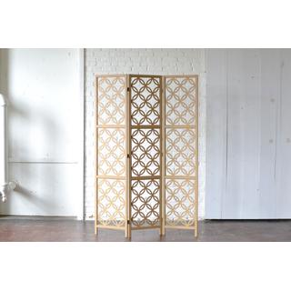 Decorative Wooden Room Divider