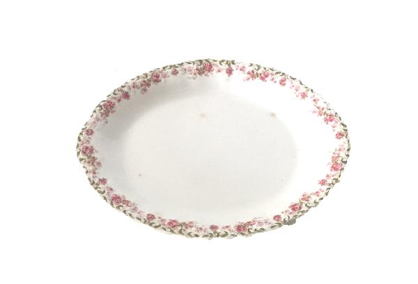 Baby Floral Platter