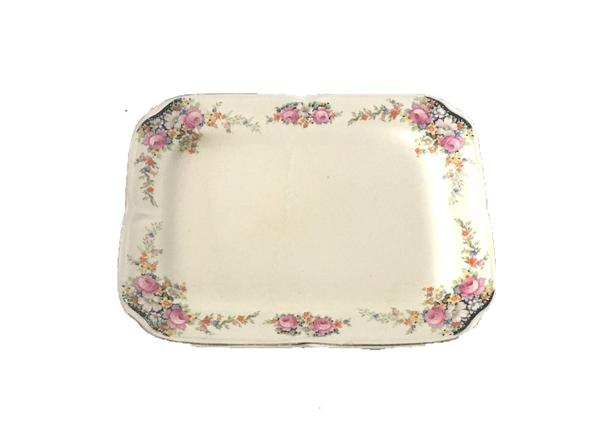 Black & Pink Platter