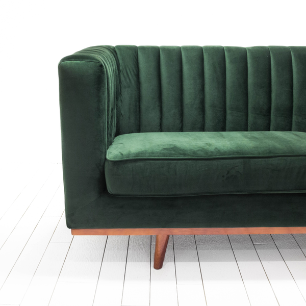Anna Sofa - Dark Green