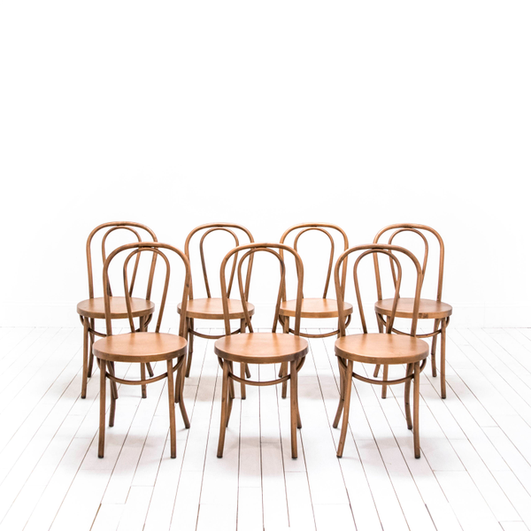 Copper Bistro Chairs