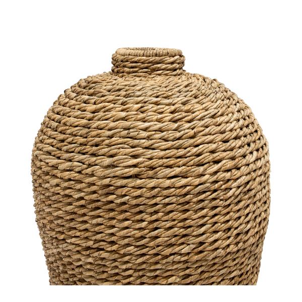 Seagrass Floor Vase