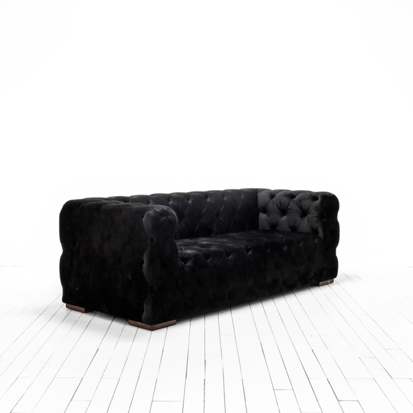 Emery Chesterfield - Black