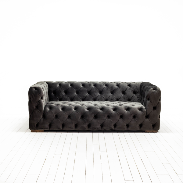 Emery Chesterfield - Charcoal