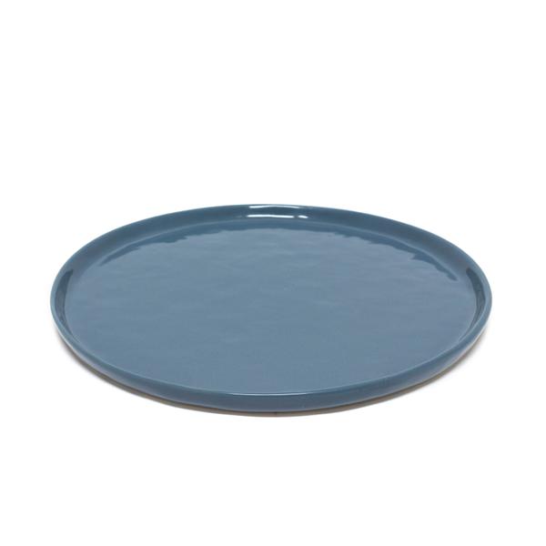 Blue Ceramic Salad Plates