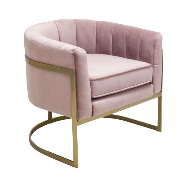 Catherine Chairs - Mauve